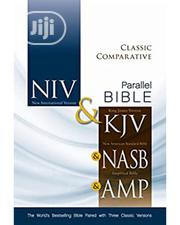 NIV, KJV, NASB, Amplified, Classic Comparative Parallel Bible | Books & Games for sale in Lagos State, Isolo
