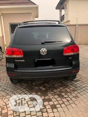 Volkswagen Touareg 3.2 V6 Automatic 2005 Green | Cars for sale in Lagos State, Mushin