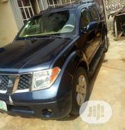 Nissan Pathfinder 4x4 LE 2006 Blue | Cars for sale in Lagos State, Lekki Phase 2