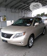 Lexus RX 350 2011 Gold | Cars for sale in Oyo State, Ibadan