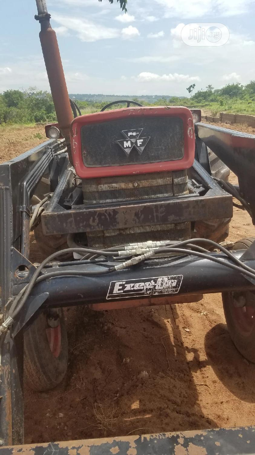Canada Imported Massey's Ferguson 165 Tractor 1992 | Heavy Equipment for sale in Onitsha, Anambra State, Nigeria