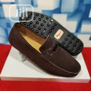 20% Discounted - Original #Ferragamo Suede Loafers Shoes | Shoes for sale in Lagos State, Ikeja