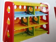 Colorful Kids Plastic Shelves Toys Available In Ikeja Lagos | Children's Furniture for sale in Lagos State, Ikeja