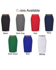 Designed Skirt With Belt | Clothing Accessories for sale in Lagos State, Ikeja