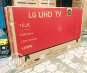 """(2020)New LG 75""""Inch UHD Smart Slim Flat Television 75 LK500 + WI-FI 