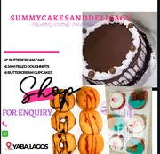 Cake Combo | Meals & Drinks for sale in Lagos State, Yaba