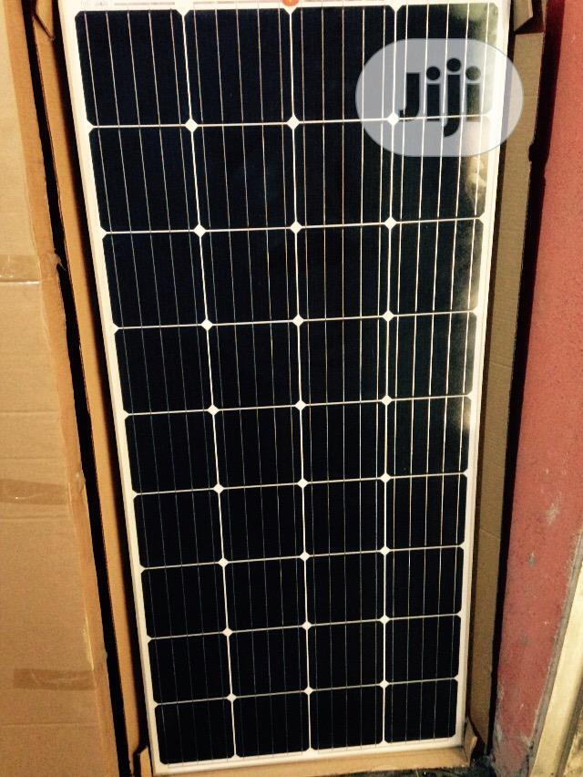 150watts Mono Panel With One Year Warranty | Solar Energy for sale in Ojo, Lagos State, Nigeria