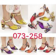 Women's Italian Shoe And Purse   Shoes for sale in Lagos State, Ojo