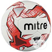 Original Leather Mitre Ball   Sports Equipment for sale in Lagos State, Alimosho