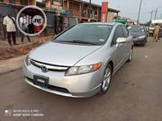 Honda Civic 2008 1.6i ES Automatic Gray | Cars for sale in Lagos State, Agege