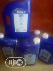 Rally Distill Water 100%Pure   Vitamins & Supplements for sale in Lagos State, Oshodi-Isolo