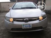 Honda Civic 2008 1.6i ES Automatic Silver | Cars for sale in Rivers State, Port-Harcourt