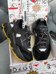 Dolce Gabbana Black Sneaker | Shoes for sale in Lagos State, Magodo