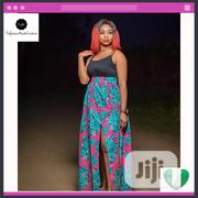 Long Slit Maxi Skirt For Casual & Party Purpose(Comfy Home Wear) | Clothing for sale in Rivers State, Port-Harcourt