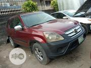 Honda CR-V 2003 Red | Cars for sale in Lagos State, Yaba