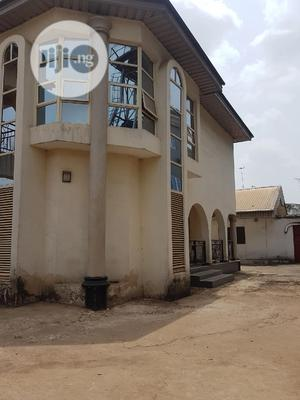 A 5 Bedroom Duplex With A 4bedroom Bungalow For Sale
