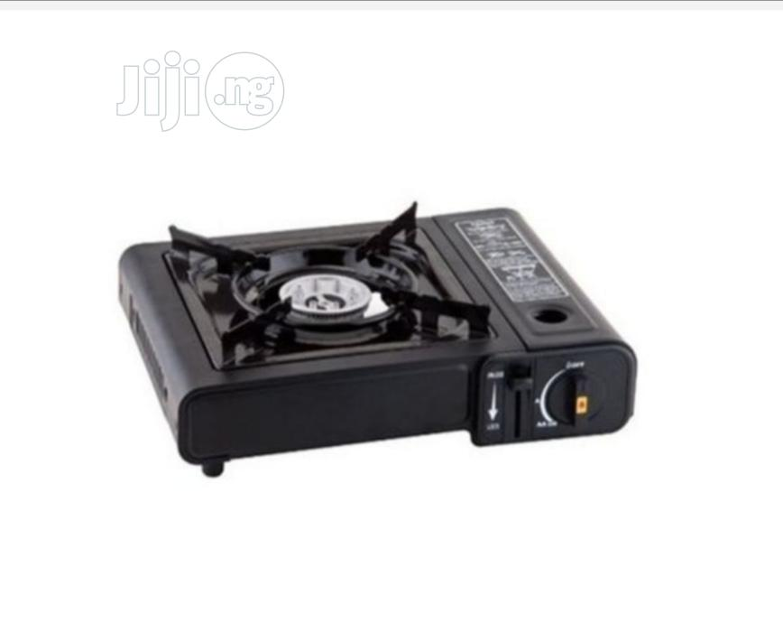 Portable Gas Stove With 1 Free Gas Cartridge
