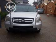 Honda Pilot 2007 EX 4x4 (3.5L 6cyl 5A) Silver | Cars for sale in Lagos State, Gbagada