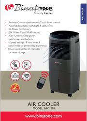 Air Cooler With Remote Control   Home Appliances for sale in Lagos State, Ojo