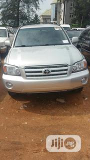 Toyota Highlander V6 2005 Silver   Cars for sale in Imo State, Owerri