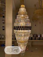 Gold Crystal Chandelier | Home Accessories for sale in Lagos State, Lagos Island