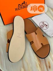 Big Feet Hermes Palm Slipper for Men Size,52 | Shoes for sale in Lagos State, Magodo