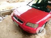 Honda Civic 1998 DX 4dr Sedan Red | Cars for sale in Kano State, Gwale