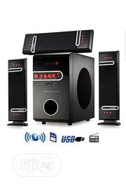 Djack D3L Bluetooth Home Theatre | Audio & Music Equipment for sale in Lagos State, Amuwo-Odofin