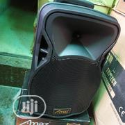 10inch Pa System Rechargeable Speaker With 2 UHF Wireless Microphone | Audio & Music Equipment for sale in Lagos State, Ojo