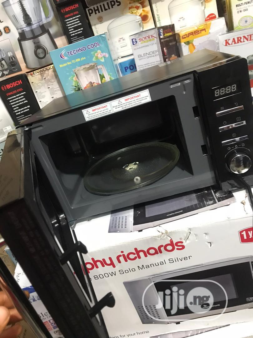 Morphy Richards Microwave 20L | Kitchen Appliances for sale in Ojo, Lagos State, Nigeria