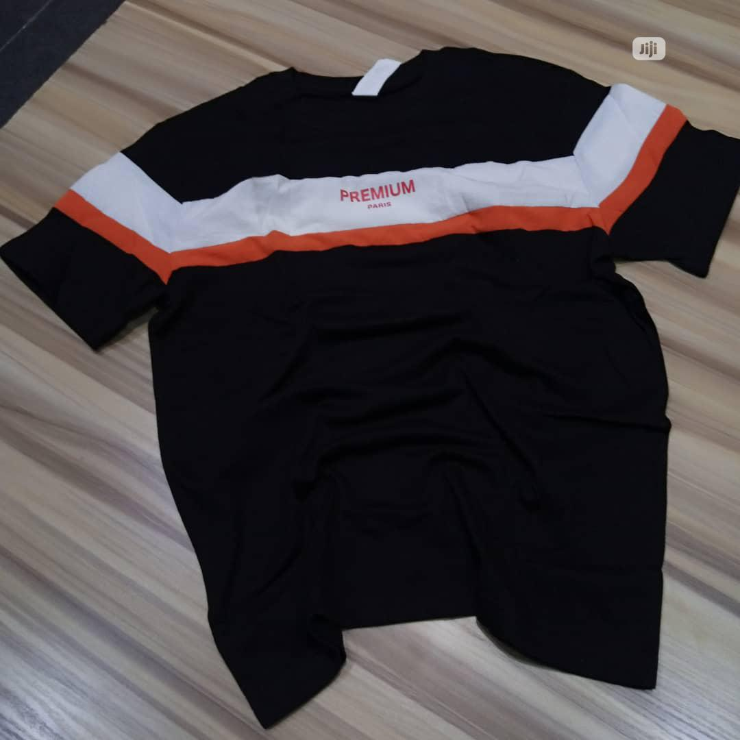 Original Quality and Beautiful Men Designers T-Shirt | Clothing for sale in Port-Harcourt, Rivers State, Nigeria