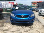 Toyota Corolla 2009 Blue | Cars for sale in Lagos State, Ajah