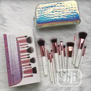 12 Pieces BH Cosmetics Brushset   Makeup for sale in Lagos State, Amuwo-Odofin