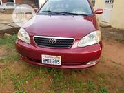 Toyota Corolla 2005 LE Red | Cars for sale in Edo State, Benin City