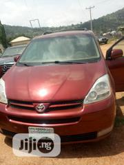 Toyota Sienna 2003 Red | Cars for sale in Abuja (FCT) State, Kubwa