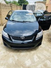 Toyota Corolla 2009 Black | Cars for sale in Oyo State, Ogbomosho North