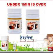 RE-VIVE / Boosts Sexual Performance / 30 Capsules | Sexual Wellness for sale in Lagos State, Isolo