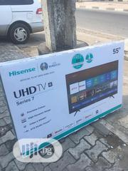 Hisense 55in Tv   TV & DVD Equipment for sale in Lagos State, Victoria Island