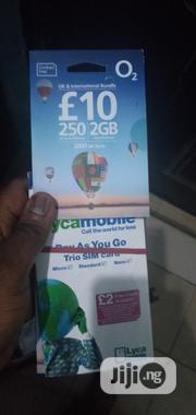 UK Lycamobile Simcard   Accessories for Mobile Phones & Tablets for sale in Lagos State, Ipaja