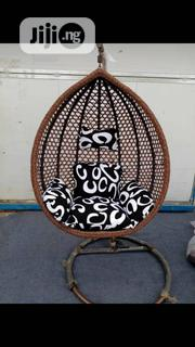 Swing Chair Brown | Furniture for sale in Lagos State, Ojo