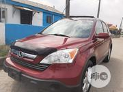 Honda CR-V 2.0i Executive 2008 Red | Cars for sale in Lagos State, Ajah
