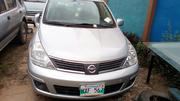 Nissan Versa 2007 1.8 S Hatchback Silver   Cars for sale in Lagos State, Ikeja