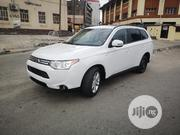 Mitsubishi Outlander 2014 White | Cars for sale in Lagos State, Lekki Phase 1