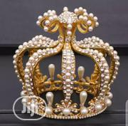 Statement Gold Crown | Wedding Wear for sale in Abuja (FCT) State, Wuse