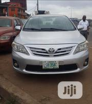 Toyota Corolla 2012 Silver | Cars for sale in Niger State, Agwara