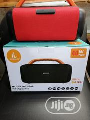 Somho S608 Bluetooth Speaker | Audio & Music Equipment for sale in Lagos State, Ikeja