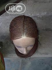 Frontal Or 360closure Braided Wig   Hair Beauty for sale in Lagos State, Oshodi-Isolo