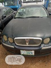 Rover 75 1999 2.0 Black | Cars for sale in Lagos State, Alimosho