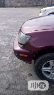 Lexus RX 2000 Red   Cars for sale in Rivers State, Port-Harcourt