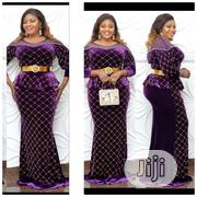 Classy Ceremonial Turkey Dress Also in Green and Black. | Clothing for sale in Lagos State, Isolo